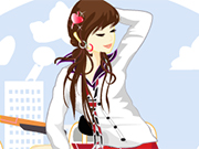 Play A Beautiful Day Dressup
