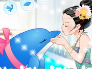 Play A Dolphin Kiss