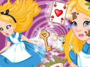 Play Alice Back From Wonderland