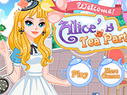 Play Alice's Tea Party