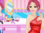 Play All That Sparkles Prom Makeover
