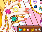 Play Angel\'s Manicure