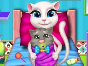Play Angela Baby Birth 2