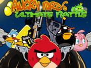 Play Angry Birds Ultimate Battle