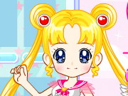 Play Anime Dress up 3