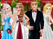 Play Anna And Kristoff's Wedding