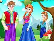 Play Anna And Kristoff True Love Kiss