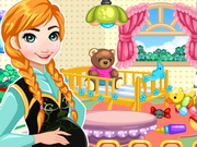 Play Anna Baby Nursery Decoration