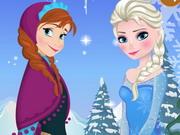 Anna Frozen Adventure Part 1