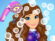 Play Anna Frozen Hairstyles