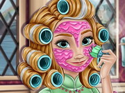 Play Anna Frozen Real Makeover