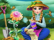 Play Anna Grows Flower