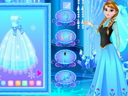 Play Anna Party Dress Design