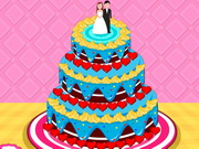 Play Anna's Delicious Wedding Cake