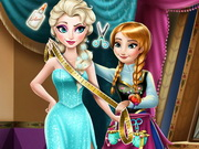 Play Anna Tailor for Elsa