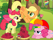 Play Applejack  Apple Challenge