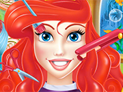Play Ariel Hair Salon
