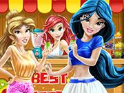 Play Ariel Juice Box