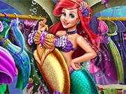 Play Ariel's Closet