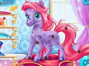 Play Ariel's Palace Pet Seashell