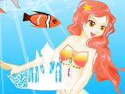 Play Ariel Sea Makeover