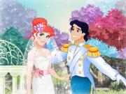 Play Ariel Wedding Day
