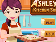 Play Ashley's Kitchen Skill