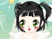 Play Baby Angel Dress Up