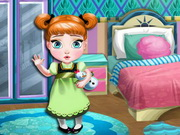 Play Baby Anna Room Decoration