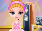 Play Baby Barbie Ballet Injury