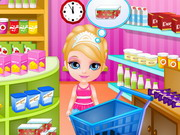 Play Baby Barbie Cake Surprise