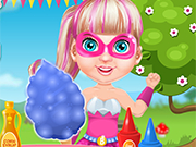 Play Baby Barbie cooking Candy
