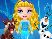 Play Baby Barbie Frozen Costumes