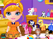 Play Baby Barbie Halloween Shopping Spree