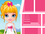 Play Baby Barbie Hobbies Doll House