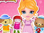 Play Baby Barbie Hobbies Stuffed Friends