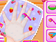 Play Baby Barbie Kawaii Nails