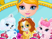 Play Baby Barbie Pets Beauty Pageant