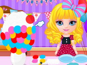 Play Baby Barbie Pinata Designer