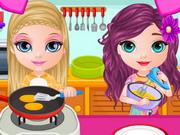 Play Baby Barbie Pj Party