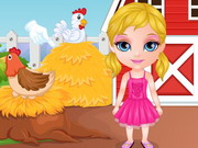 Play Baby Barbie Pony Present