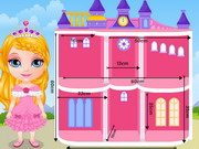 Play Baby Barbie Princess Dollhouse