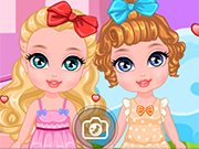 Play Baby Barbie's Sleepover
