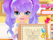 Play Baby Barbie Tattoo Designer
