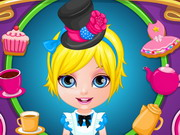 Play Baby Barbie Tea Party
