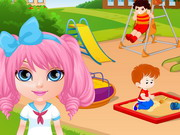 Play Baby Barbie Treasure Hunt
