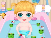 Play Baby Bath Shower Fun