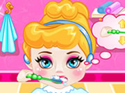 Play Baby Cinderella Morning Care