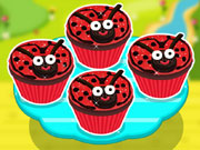 Play Baby Cooking Cupcake