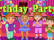 Play Baby Daisy Birthday Party